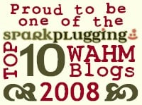 Sparkpluggingtop10wahmbadge