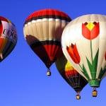 hot-air-balloon-blue-sky