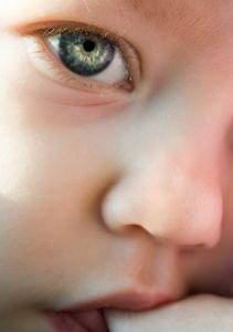 work-at-home-child-closeup-image