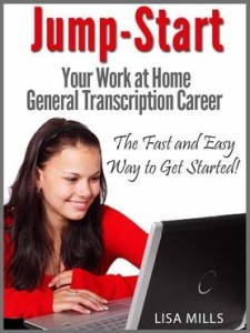 Jump Start Your Work at Home General Transcription Career image