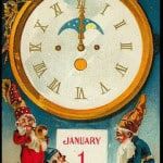 Elf-New-Year-Card