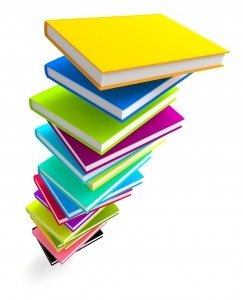 book-stack-colorful-image