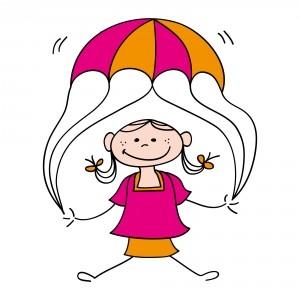 pink-orange-floating-girl