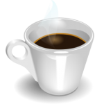 white-coffee-cup-steam-image