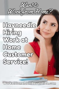 Work at Home Jobs with Hayneedle
