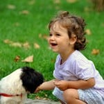 work-at-home-little-girl-with-dog-image