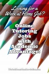 academic advantage jobs