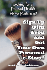 Start Your Own Avon Home Business