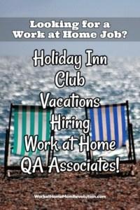 Holiday Inn Club Vacation Jobs