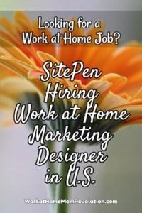 Home-Based Job: SitePen Hiring Marketing Designer