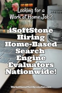 Home-Based Jobs: iSoftStone Hiring Nationwide!