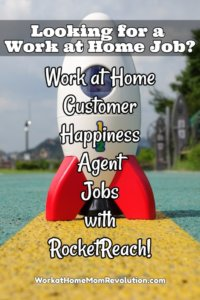 Work at Home Customer Happiness Jobs with RocketReach
