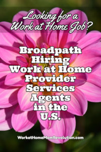 Work at Home Provider Services Jobs with Broadpath