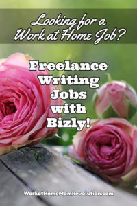 Freelance Writing Jobs with Bizly