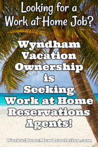 Home-Based Customer Service Jobs with Wyndham Vacation Ownership