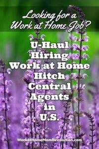 Home-Based Customer Service Jobs with U-Haul