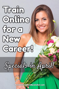 train online with Career Step