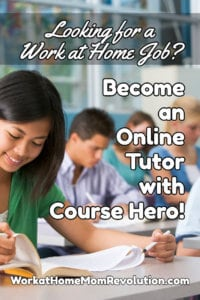 Home-Based Online Tutoring Jobs with Course Hero