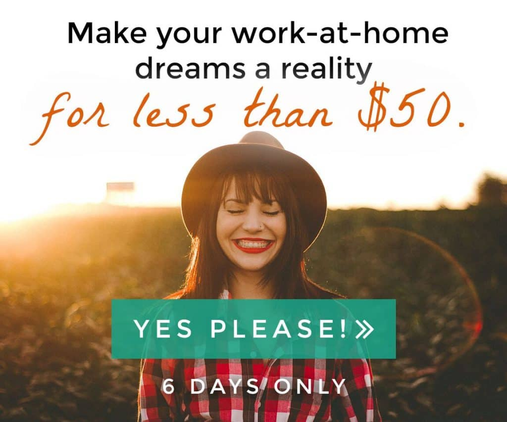 The Ultimate Work at Home Bundle is Here!