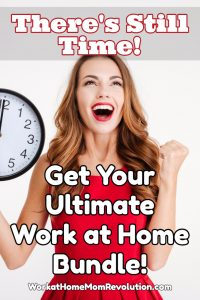 There's Still Time - Ultimate Work at Home Bundle