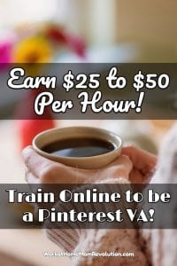 Become a Pinterest VA Today