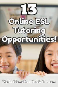 online esl tutor jobs