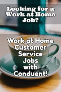 Work at Home Customer Care Jobs with Conduent