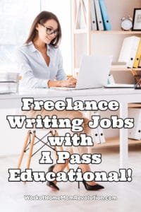 Freelance Science Assessment Writing Jobs with A Pass Educational Group