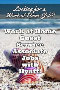Work at Home Guest Service Associate Jobs with Hyatt