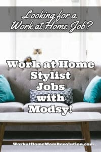 Work at Home Interior Design Stylist Jobs with Modsy