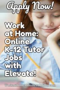 online tutor jobs with Elevate