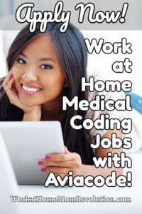 work at home medical coding jobs with Aviacode