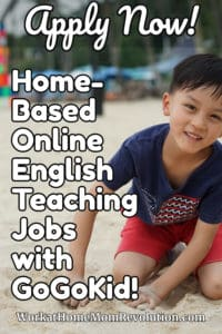 Home-Based Online English Teaching Jobs with GoGoKid