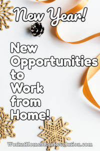 2019: New Year, New Opportunities to Work from Home