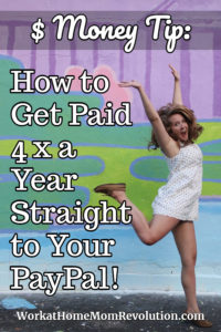 Money Tip: Get Paid Straight to Your PayPal