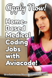 Home-Based Medical Coding Positions with Aviacode