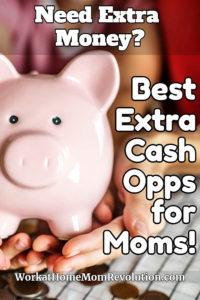 Best Extra Cash Opps for Moms