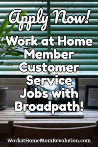 work at home broadpath