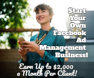 New Home Business Opportunity: The Facebook Side Hustle