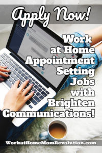 Work at Home Brighten Communications