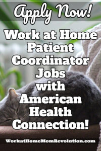 Virtual Patient Intake Coordinator Jobs with American Health Connection
