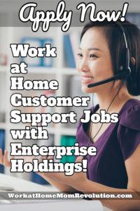 Enterprise Holdings Hiring Home-Based Customer Support Agents