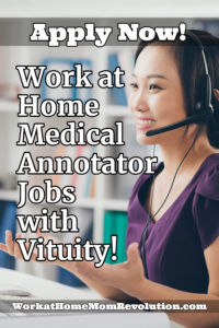 work at home medical annotator jobs with vituity