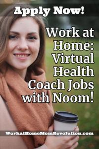 Noom Hiring Virtual Health Coaches in Most U.S. States