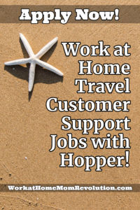 Home-Based Travel Experience Agent Jobs with Hopper
