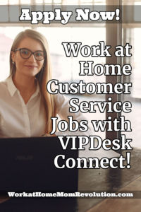 Home-Based Customer Service Jobs with VIPDesk Connect