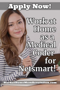 Home-Based Medical Coding Jobs: Netsmart Hiring