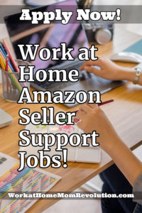 work at home amazon