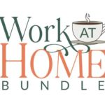 work at home bundle front