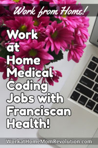 work at home medical coding jobs Franciscan Health